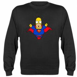 Реглан (свитшот) Simpson superman