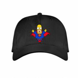 Детская кепка Simpson superman