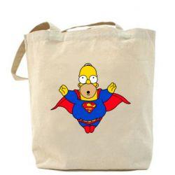 Сумка Simpson superman