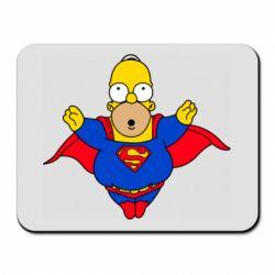 Коврик для мыши Simpson superman
