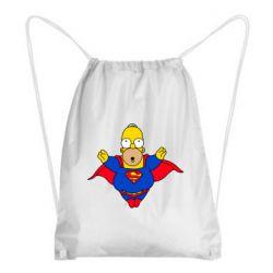 Рюкзак-мешок Simpson superman