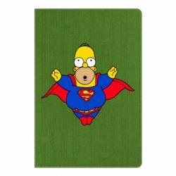 Блокнот А5 Simpson superman