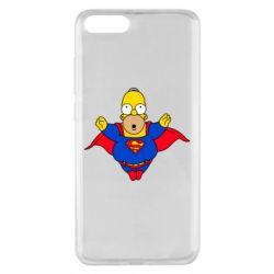 Чехол для Xiaomi Mi Note 3 Simpson superman