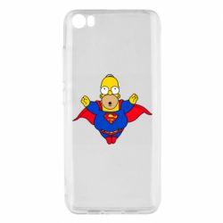 Чехол для Xiaomi Mi5/Mi5 Pro Simpson superman