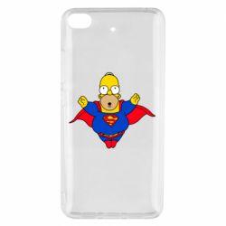 Чехол для Xiaomi Mi 5s Simpson superman