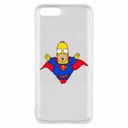 Чехол для Xiaomi Mi6 Simpson superman