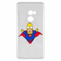 Чехол для Xiaomi Mi Mix 2 Simpson superman