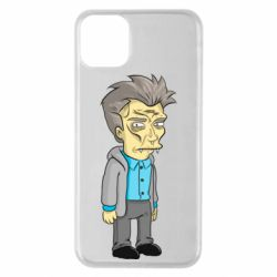 Чохол для iPhone 11 Pro Max Simpson with fangs