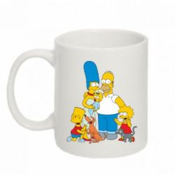 Кружка 320ml Simpsons Family - FatLine