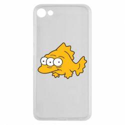 Чехол для Meizu U10 Simpsons three eyed fish - FatLine