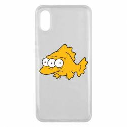 Чехол для Xiaomi Mi8 Pro Simpsons three eyed fish - FatLine