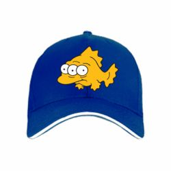 Кепка Simpsons three eyed fish - FatLine