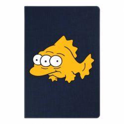 Блокнот А5 Simpsons three eyed fish - FatLine