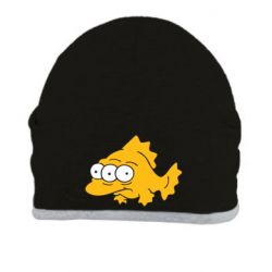 Шапка Simpsons three eyed fish - FatLine