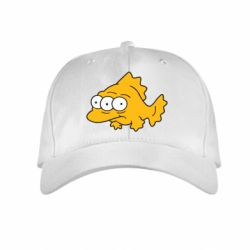 Детская кепка Simpsons three eyed fish - FatLine