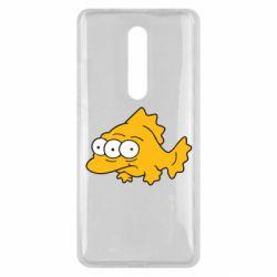 Чохол для Xiaomi Mi9T Simpsons three eyed fish