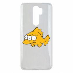Чохол для Xiaomi Redmi Note 8 Pro Simpsons three eyed fish