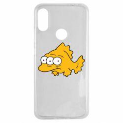 Чохол для Xiaomi Redmi Note 7 Simpsons three eyed fish