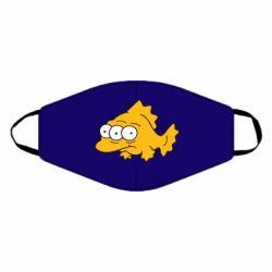 Маска для обличчя Simpsons three eyed fish