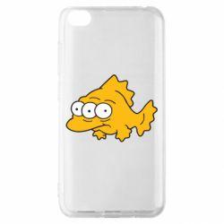 Чохол для Xiaomi Redmi Go Simpsons three eyed fish