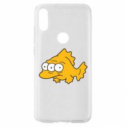 Чохол для Xiaomi Mi Play Simpsons three eyed fish