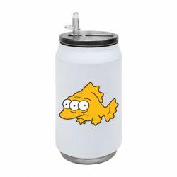Термобанка 350ml Simpsons three eyed fish