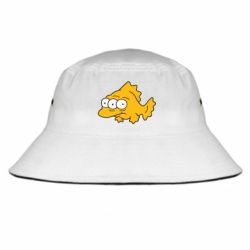 Панама Simpsons three eyed fish