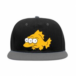 Снепбек Simpsons three eyed fish - FatLine