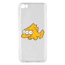 Чехол для Xiaomi Xiaomi Mi5/Mi5 Pro Simpsons three eyed fish - FatLine