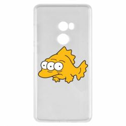 Чехол для Xiaomi Mi Mix 2 Simpsons three eyed fish - FatLine