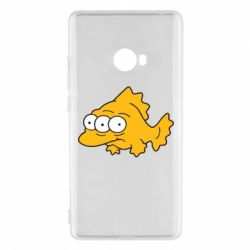 Чехол для Xiaomi Mi Note 2 Simpsons three eyed fish - FatLine