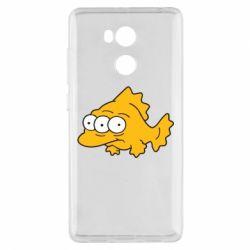 Чехол для Xiaomi Redmi 4 Pro/Prime Simpsons three eyed fish - FatLine