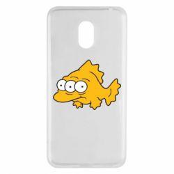 Чехол для Meizu M6 Simpsons three eyed fish - FatLine