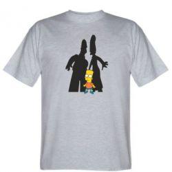 Мужская футболка Simpsons - FatLine