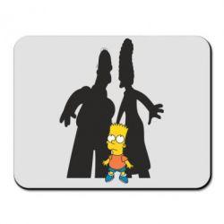 Коврик для мыши Simpsons - FatLine