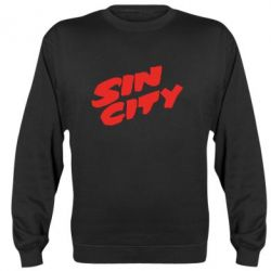 Реглан (свитшот) Sin City - FatLine