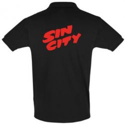 Футболка Поло Sin City - FatLine