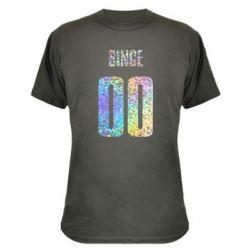 Камуфляжная футболка Since голограмма