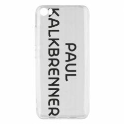 Чехол для Xiaomi Mi5/Mi5 Pro Singer Paul Kalkbrenner