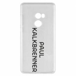 Чехол для Xiaomi Mi Mix 2 Singer Paul Kalkbrenner