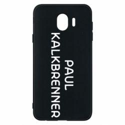 Чохол для Samsung J4 Singer Paul Kalkbrenner