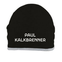 Шапка Singer Paul Kalkbrenner