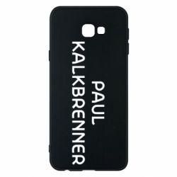 Чохол для Samsung J4 Plus 2018 Singer Paul Kalkbrenner