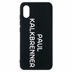 Чехол для Xiaomi Mi8 Pro Singer Paul Kalkbrenner