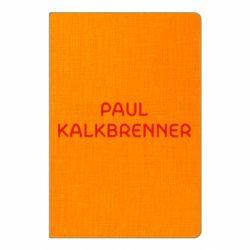 Блокнот А5 Singer Paul Kalkbrenner