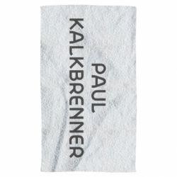 Рушник Singer Paul Kalkbrenner