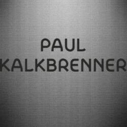 Наклейка Singer Paul Kalkbrenner