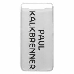 Чехол для Samsung A80 Singer Paul Kalkbrenner