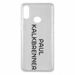 Чохол для Samsung A10s Singer Paul Kalkbrenner