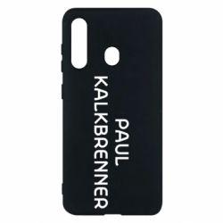 Чохол для Samsung M40 Singer Paul Kalkbrenner